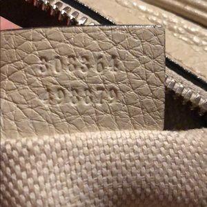 Gucci Bags - Pale nude Gucci soho disco crossbody